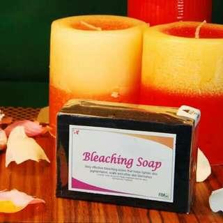 Bleaching Black Soap