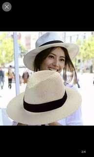 🚚 白色美帽