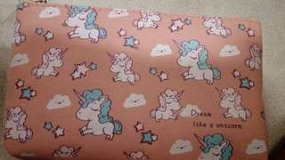 (273) Unicorn pencil case