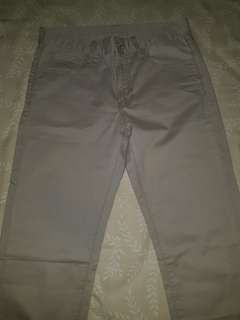 Uniqlo Chino Pants sz 29 fit utk 30