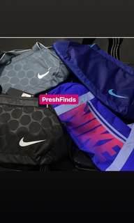 Authentic NIKE DUFFLE/GYM BAG FROM JAPAN