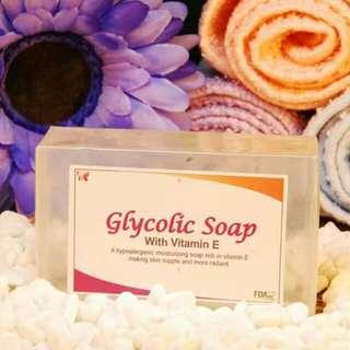Glycolic Soap - Vitamin E Soap