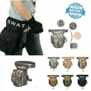 Tas Paha ARMY SWAT - Tas pinggang army - Tas paha tactical army swat