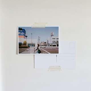 Jitensha / Postcard Set