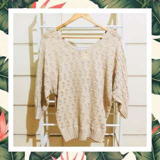 Temt Knitted Pullover Sweater