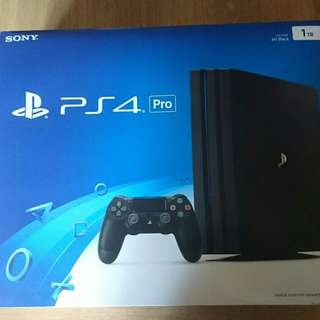 PS4 PRO 1TB FOR SALES