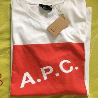 🚚 A.P.C.上衣