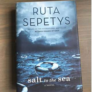 [Hardback] Salt to The Sea by Ruta Sepetys
