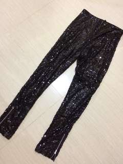 H&M beaded (Party) Pants