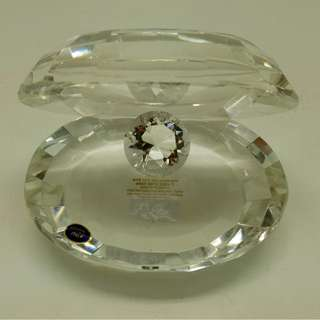 Crystal with Diamond