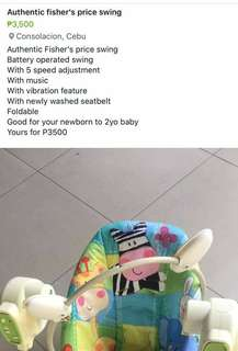 Preloved  baby's need and home's need