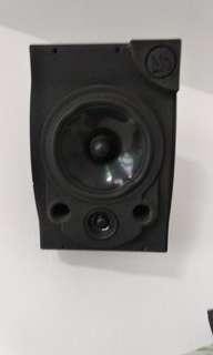 Mordant speakers
