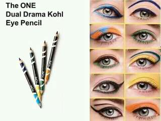 Eye pencil dua warna