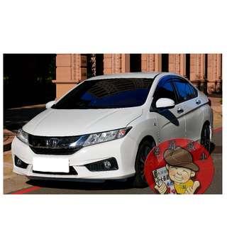 【老頭藏車 】2014 Honda City『0元就把車貸回家 』『全貸,超貸,免保人』中古 二手 汽車
