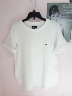 MEMO white shirt preloved