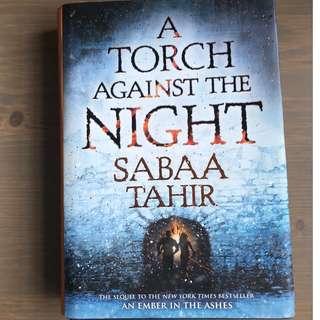 [Hardback] A Torch Against the Night by Sabaa Tahir