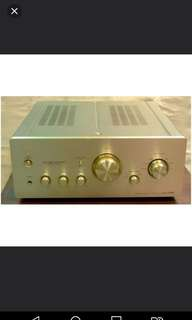 Denon intergeated amplifier.