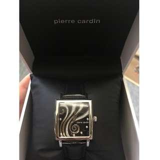 Pierre Cardin 碎石名牌錶 (全新!!!只有1隻!) 保證真品!!!