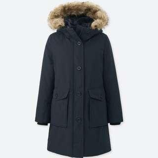🚚 Uniqlo Ultra Warm Down Unisex Winter Coat