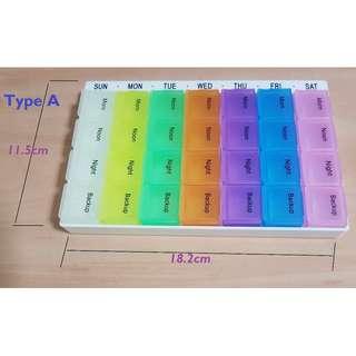 Pill Box (English)