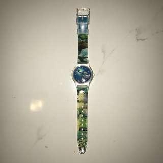天空之城宮崎駿地鐵紀念手錶