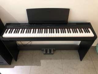 Yamaha Digital Piano P115 Mint Condition