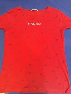 Kaos Mango