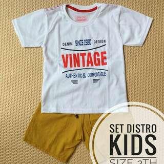 Set distro kids