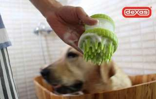 Scrubbuster for dog