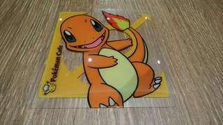 (for trade) Pokemon cafe tokyo dx hitokage coaster