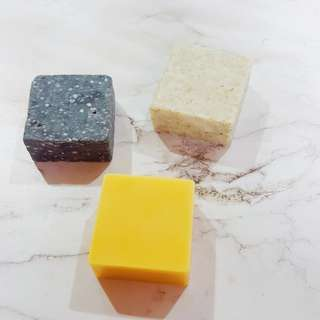 Shampoo and Conditioner Bar