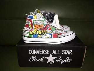 Converse 100th American Comic