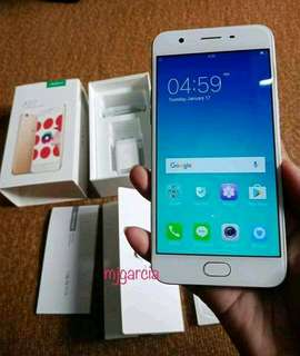 Oppo A57 (Makinis!)