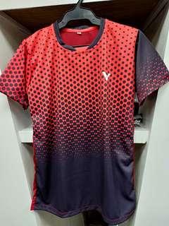 Badminton Shorts and Shirts