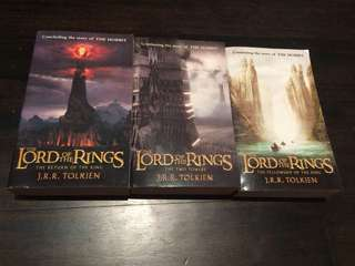The Lord Of The Rings Complete
