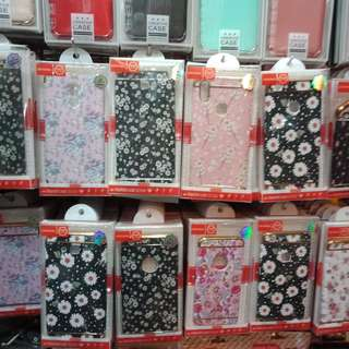 Hard case flower phone cases