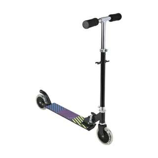 Light Up Wheel Scooter
