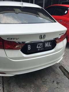 Honda all new city E 1.5 AT