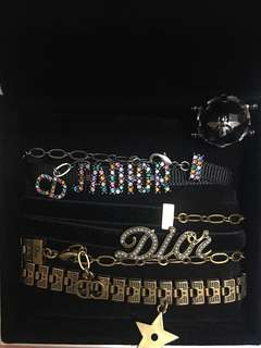 Dior 新款頸項 戒指 單件價HKD3000