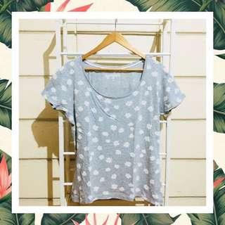 Plus Size Atmosphere Daisy Shirt