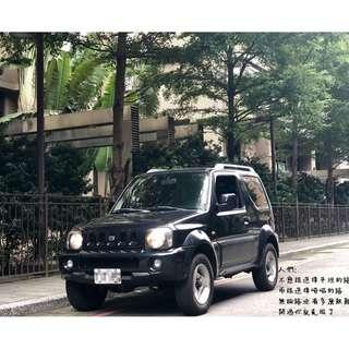 🔴2003年Jimny 進口小悍馬 代步車況優🔴SUZUKI 休旅車 越野 吉普車 SWIFT