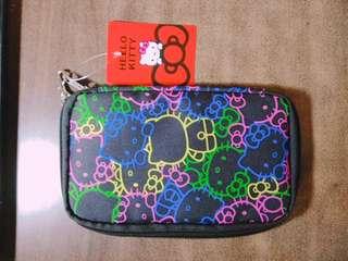 🚚 (日本帶回)Hello Kitty證件夾 全新吊牌未拆
