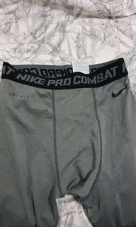 Nike Combat Compression Skins top