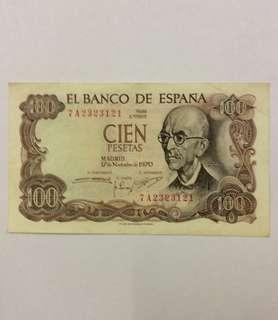 Banco de Espana 500