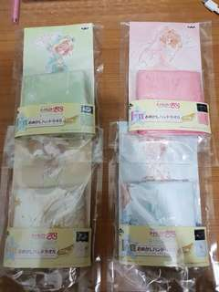 Cardcaptor Sakura Twinkle Color Collection Prize F