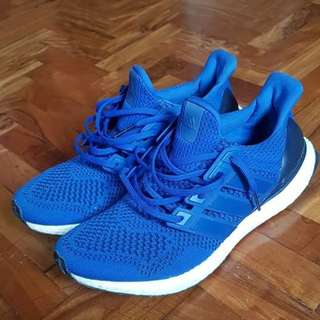 Ultraboost v1 royal blue Original!!