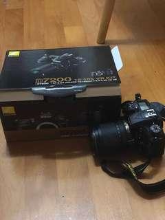 Nikon d7200 水貨保固中含鏡頭(AF-S DX NIKKOR 18-140)