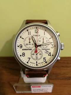 TIMEX / Expedition Scout Chrono