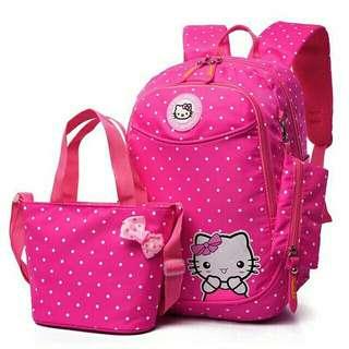Backpack Hellokitty