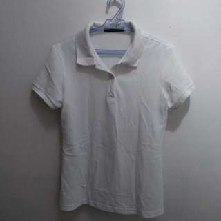 White Polo Shirt